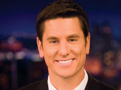 Josh Benson WFOR CBS4 morning anchor. CBS Miami