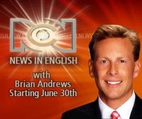 RCN News in English with Brian Andrews